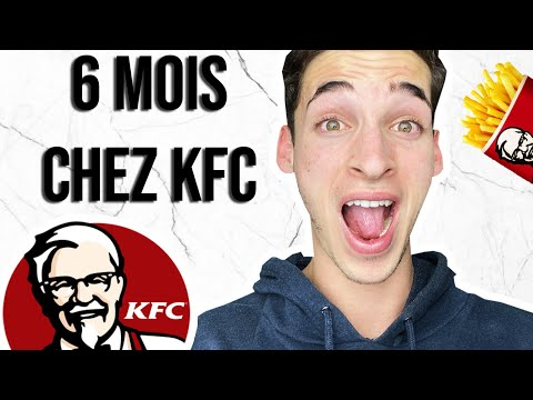 JOB ÉTUDIANT CHEZ KFC