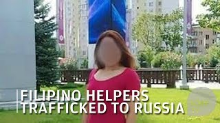 Hong Kong human trafficking: Filipino helpers being lured to Russia