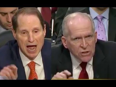 CIA Director Gets Mad and Gives Attitude to Senator Grilling Him About Hacking His Files!