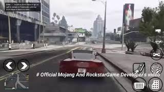 GTA 5- android game play (Rockstar games)