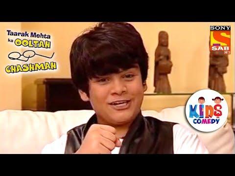 Tapu Sena Has Their News Channel | Tapu Sena Special | Taarak Mehta Ka Ooltah Chashmah