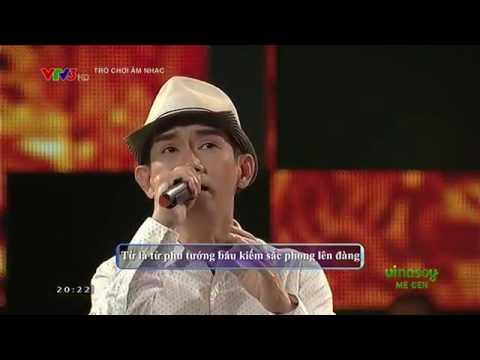 Trò chơi âm nhạc - ca sĩ Minh Thuận (10/9/2014)