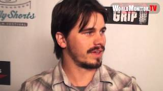Jason Ritter on his late dad