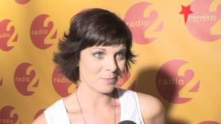 Interview Geena Lisa na afloop van Radio 2 Zomerhit 2011