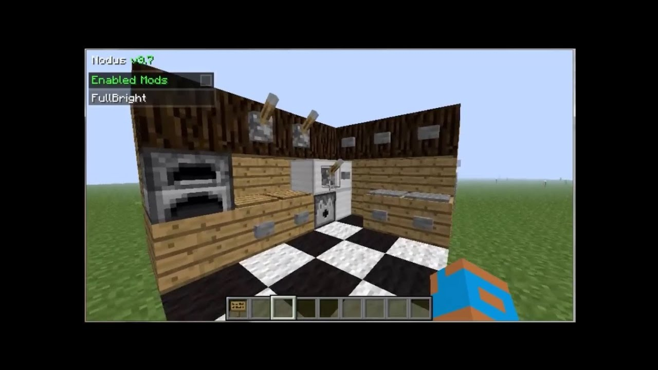 Minecraft-Cool furniture ideas! - YouTube on Awesome Ideas  id=69599