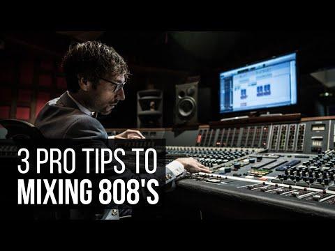 Mixing 808s (3 Tips From Platinum Mixer Irko) – RecordingRevolution.com