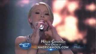 Hollie Cavanagh - The Power Of Love - Top 11