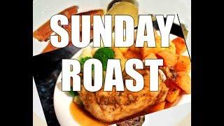 Sunday Dinner Roast Chicken Thigh Best Sunday Roast  | Chef Ricardo Cooking