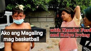 Kuya kong magaling mag basketball feat . Rambo Sikat and Xander Ford