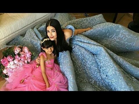 Aishwarya Rai Bachchan And Daughter Aaradhya\'s Sweet Moments At The ...