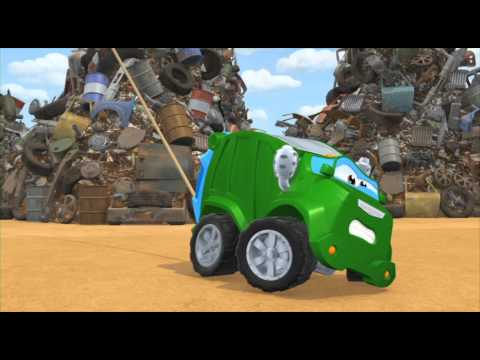 The Adventures Of Chuck & Friends: When Trucks Fly (3/5) Sorta Flying! (2013)