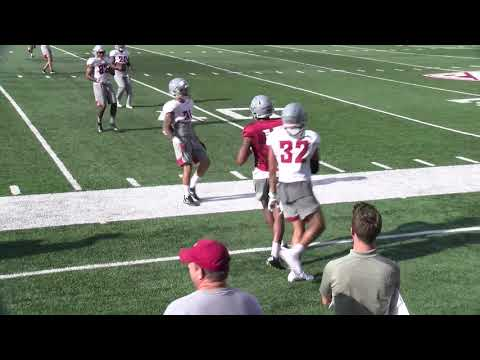 WSU Football: Mike Leach/Highlights After Fall Camp 8/16