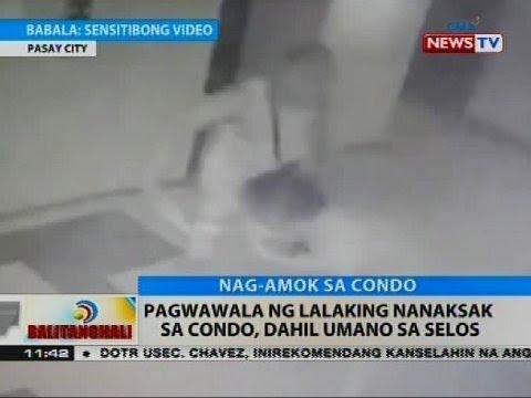 BT: Pagwawala ng lalaking nanaksak sa condo, dahil umano sa selos