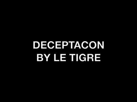 Deceptacon by Le Tigre lyrics video