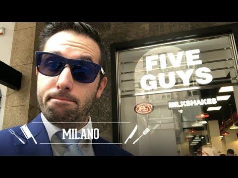 FIVE GUYS MILANO!!!!!