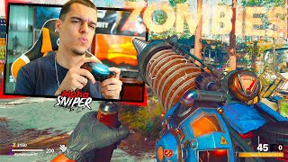 CALL OF DUTY COLD WAR ZOMBIES EASTER EGG - AlphaSniper97