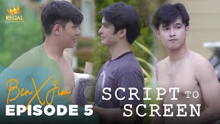 BEN X JIM | Jealous Moments - Script To Screen | Regal Entertainment Inc.