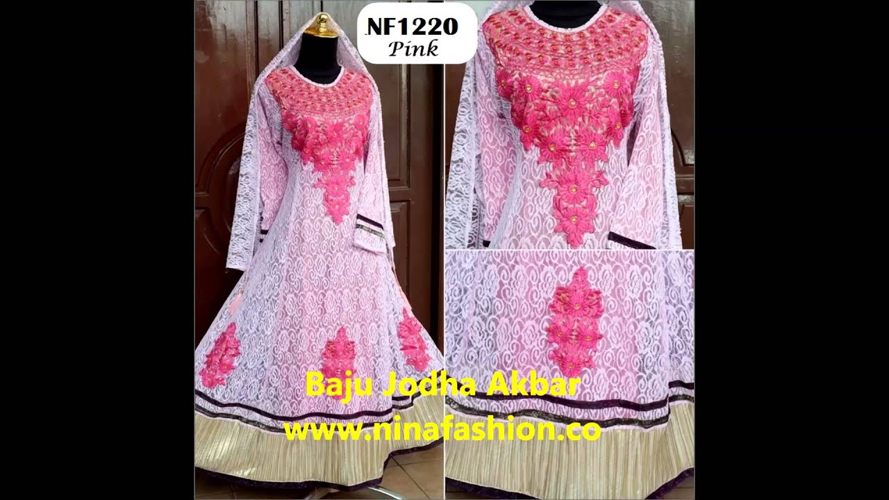 Baju Anak Jodha Akbar Trend Fashion 2520