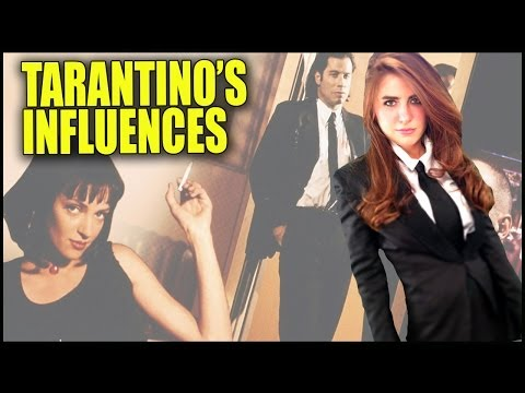 Tarantino Movies and Their Influences  What to Watch