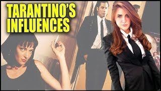 Tarantino Movies and Their Influences - What to Watch