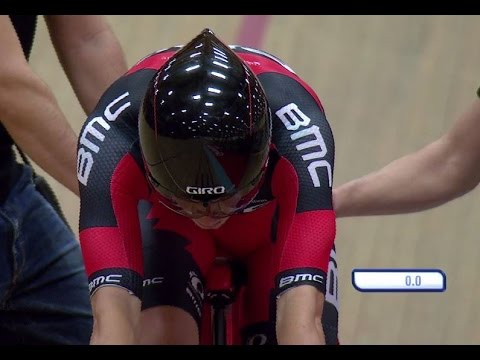 FULL REPLAY - Rohan Dennis extends the #UCIHourRecord