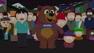 South Park: Muhammad In A Bear Suit UNCENSORED