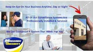 Surveillance - Call Maggard Security for all your home or business video needs!