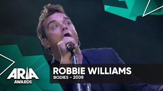 Robbie Williams: Bodies | 2009 ARIA Awards