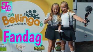 Bellinga fandag vlog