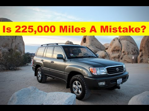 Toyota Land Cruiser Review (Should You Buy?) High Miles!