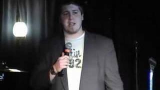 Pat Duffy - Comedy at Monirae's Part 1