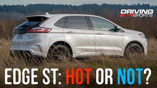 2019 Ford Edge ST AWD Review - A Worthy Performance Crossover?