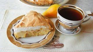 Грушевый пирог. Как приготовить пирог из груш?