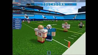 ROBLOX LEGENDARY FOTBALL 49ers @ Titans QTR 4