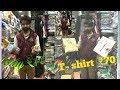 T-shirt wholesale market tank road karol bagh Delhi | cheap price t shirt only ₹70