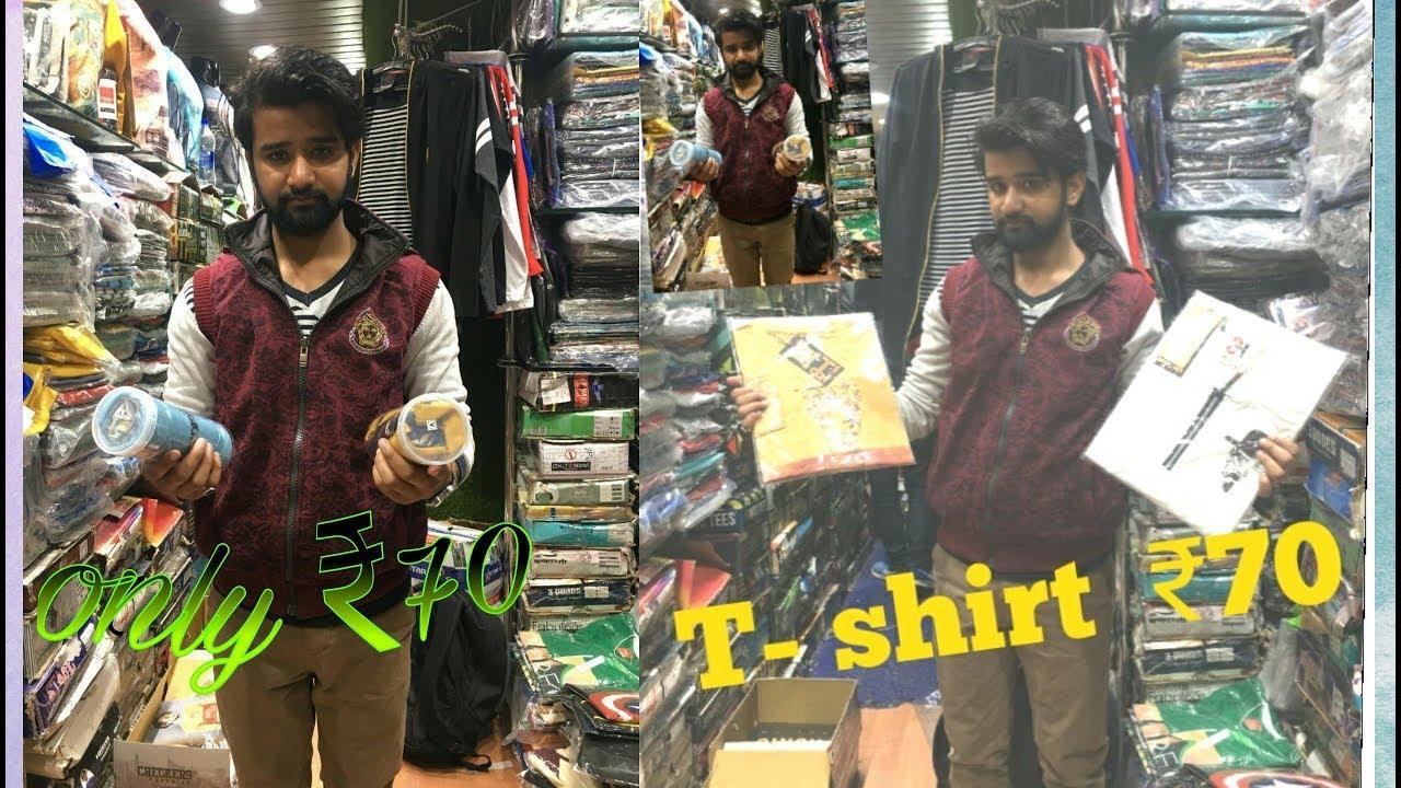 4fe7251fc59 T-shirt wholesale market tank road karol bagh Delhi