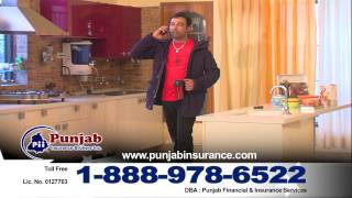 PUNJAB INSURANCE - SUPER VISA [U.S.A.]