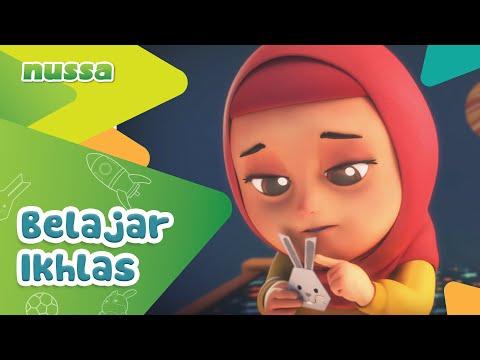 Image of NUSSA : BELAJAR IKHLAS
