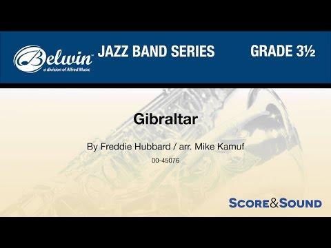 Gibraltar arr. Mike Kamuf - Score & Sound