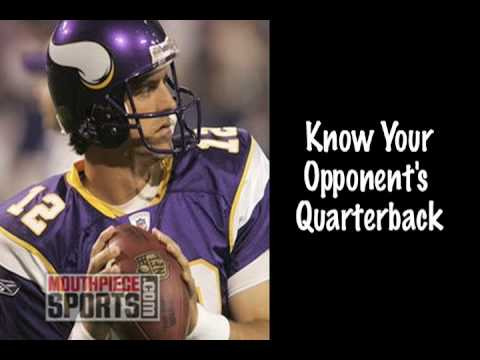 Quiz Time: The Importance of Knowing the Rival Quarterback