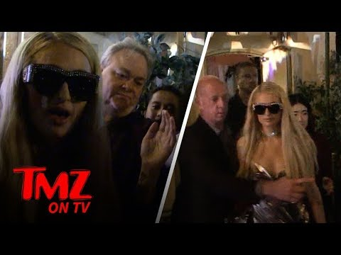 Paris Hilton Wants Pres Trump To Keep His Promises! | TMZ TV