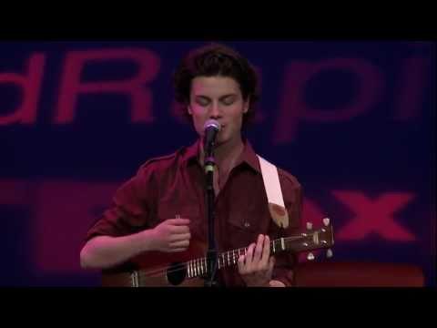 TEDxGrandRapids - Garrett Borns - Musician