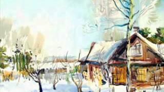 И. А. Бунин. Помню - долгий зимний вечер....avi