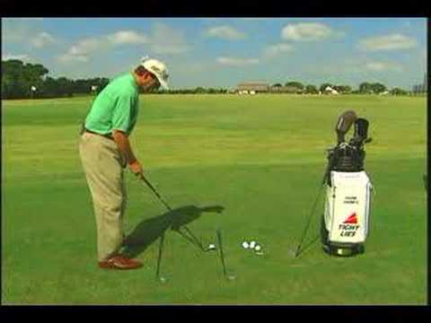 Golf Tip: Aim and Alignment; Hank Haney