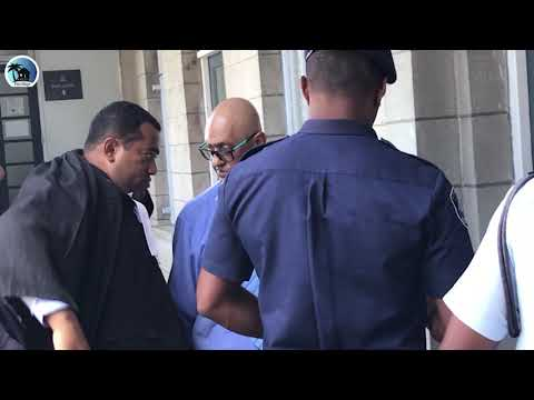 Lateef appeared before Justice Thushara Rajasinghe today [2-