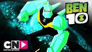 Ben 10 | DIAMENTOGŁOWY | Cartoon Network