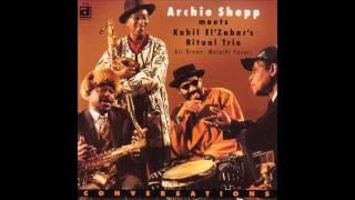 Archie Shepp + Kahil El