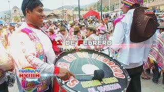 Banda Orquesta Super 21 de Febrero, Albazos Patrón San Bartolomé, Tinta - Canchis - Cusco 2016