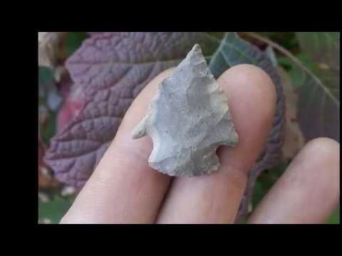 Ohio Arrowheads Native American Archaeology Treasure Hunting
