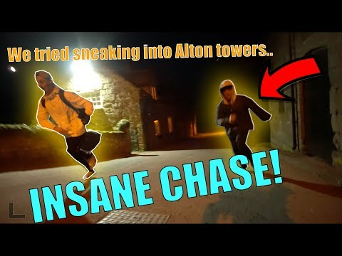 OUR MOST INSANE POLICE & SECURITY ESCAPE EVER!